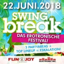 SwingBreak© Tag 1 am 22.06.2018